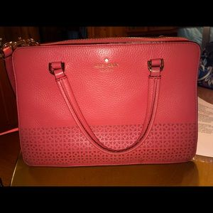 authentic hot pink Kate Spade crossbody